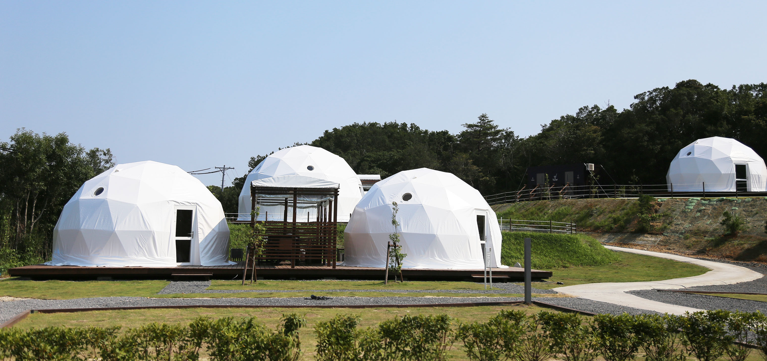 GLAMP DOME